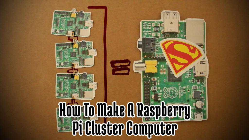 Cómo crear un Cluster con varios Raspberry Pi